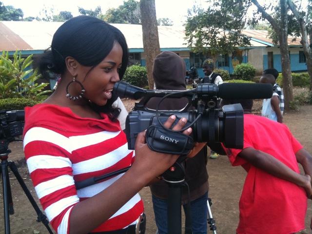 Kilimanjaro Film Institute – Workshop 2012