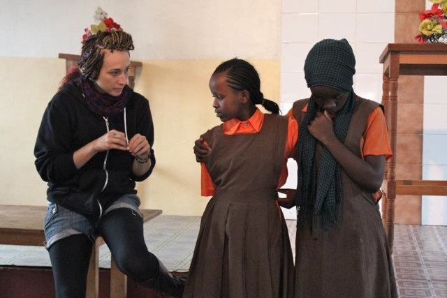 Flying Kites Global and GoodMakers Creative Arts Program