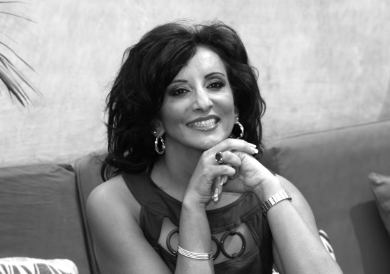 2012 – January Newsletter – Gina Din, Dynamic business woman uses expertise to assist fellow Kenyans.