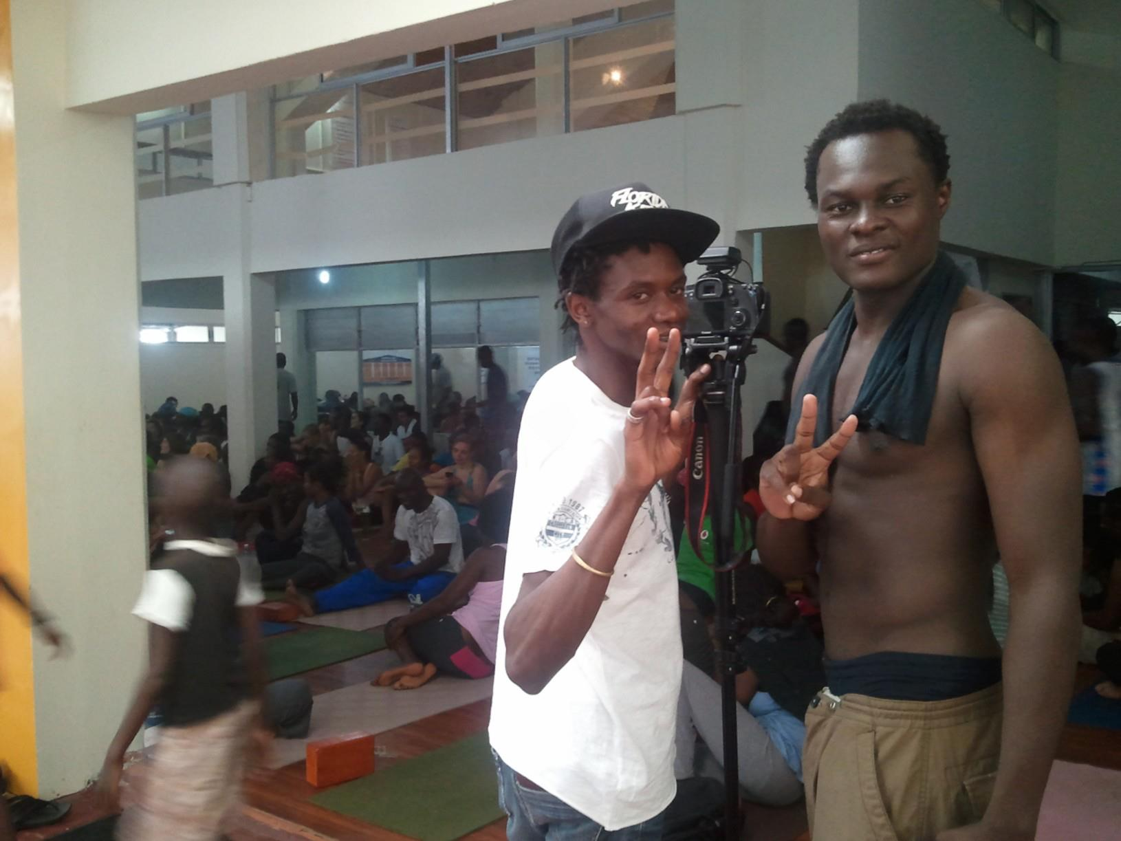 Africa Yoga Project's Global Teacher Training